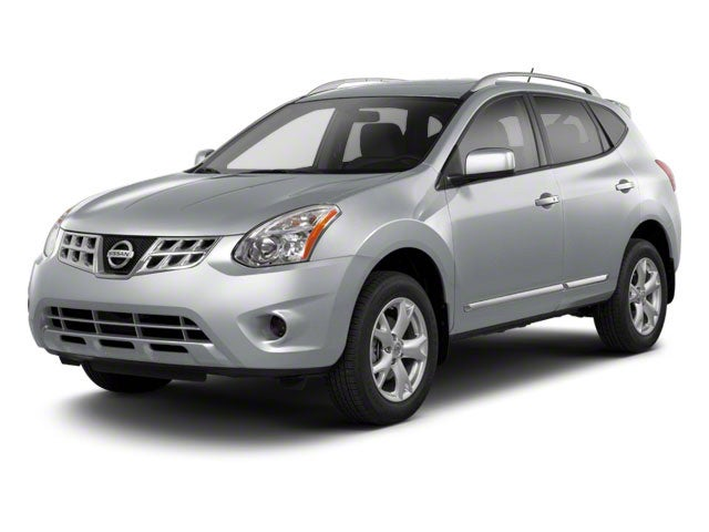 2012 nissan rogue 4dr fwd s knoxville dealer. Black Bedroom Furniture Sets. Home Design Ideas