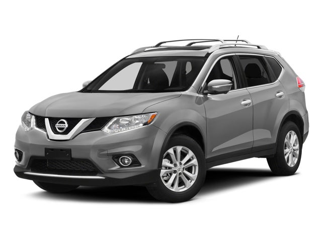 2015 Nissan Rogue Sl 4dr Sport Utility Knoxville Dealer 5n1at2mv2fc821620