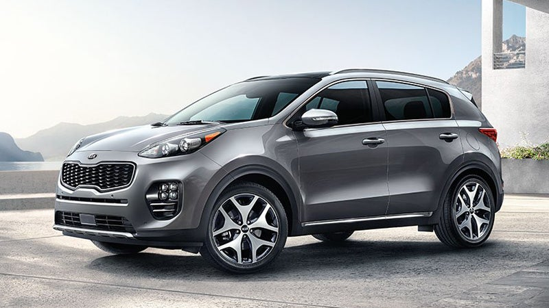 2018 kia sportage kia sportage in knoxville tn parkside kia. Black Bedroom Furniture Sets. Home Design Ideas