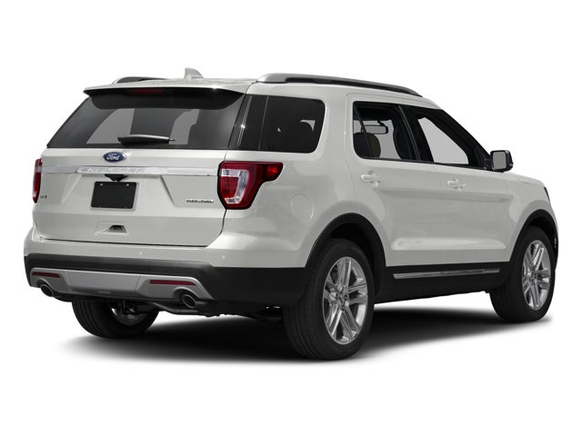 2017 Ford Explorer Xlt In Knoxville Tn Parkside Kia