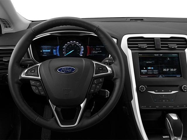 2014 Ford Fusion Se Parkside Kia 3fa6p0h76er261783