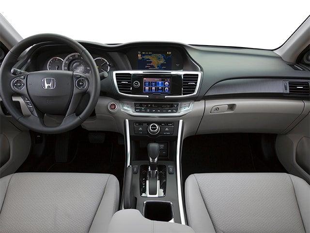 2014 Honda Accord Sedan EX L In Knoxville, TN   Parkside Kia