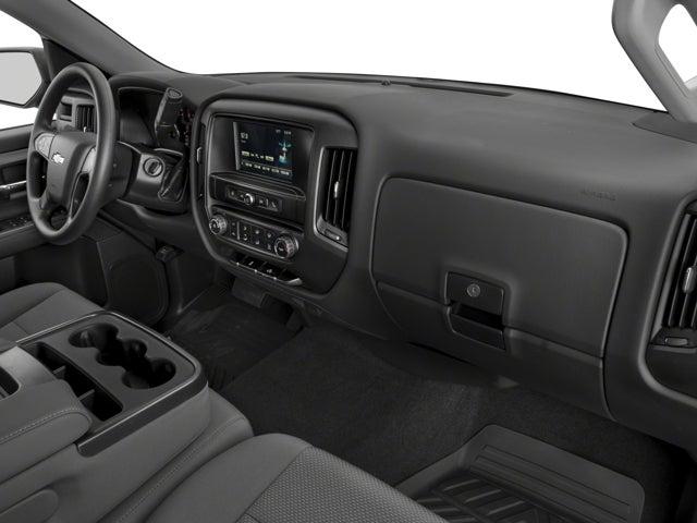 2018 Chevrolet Silverado 1500 Custom Parkside Kia 1gcrcpec8jz332680
