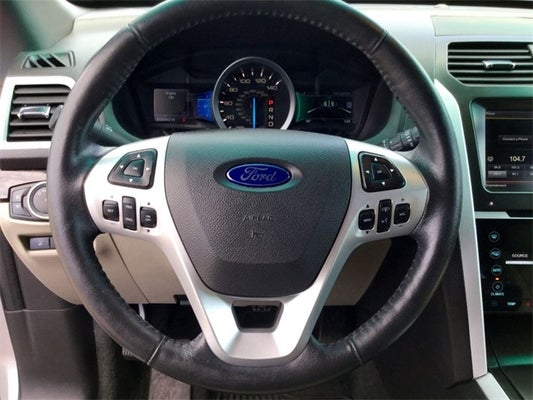 2014 Ford Explorer Limited | Parkside Kia | 1FM5K8F81EGB32805